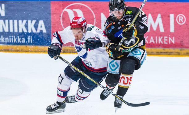 Kärpät ja HIFK jahtaavat finaalipaikkaa.