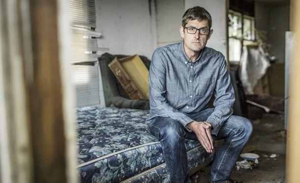 Louis Theroux on arvostettu brittiläinen dokumentaristi.