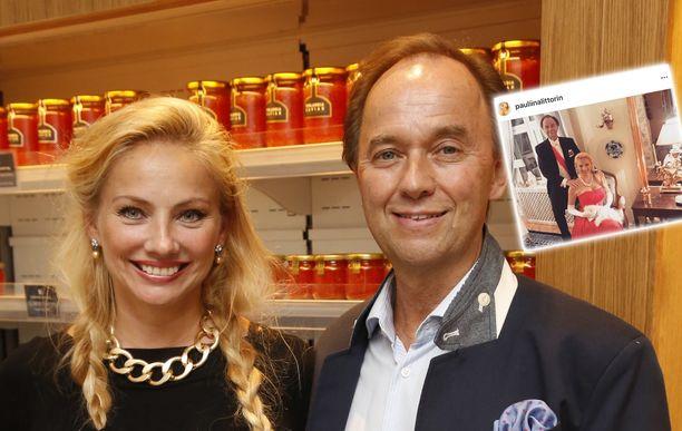 Pauliina ja Sverker Littorinin avioliitto kesti vain viisi vuotta.