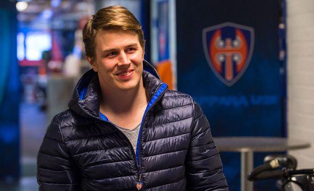 Kristian Kuusela on jälleen Tapparan mies.