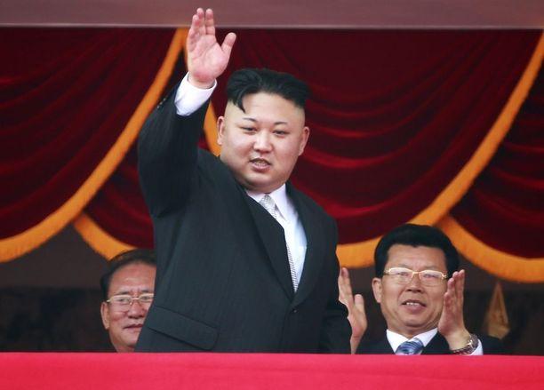 Kim Jong-unin johtama Pohjois-Korea teki sunnuntaina epäonnistuneen ohjuskokeen.