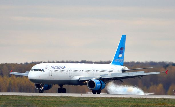 Metrojet eli Kogalymavia-lentoyhtiön koneiden keski-ikä on 17 vuotta.
