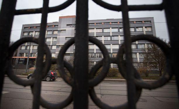 Venäjän antidopinglaboratoriossa on tapahtunut kummia.