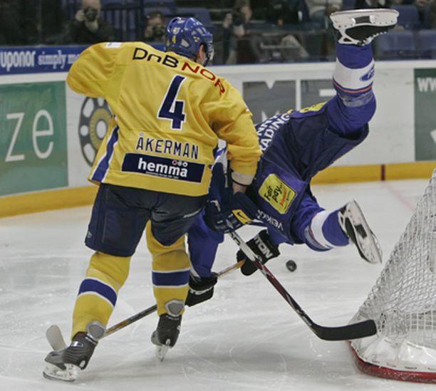 Esa Pirnes, Karjala-turnaus 2007.