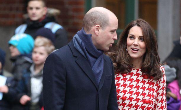 Prinssi William ja herttuatar Catherine jatkavat vierailuaan Ruotsissa.