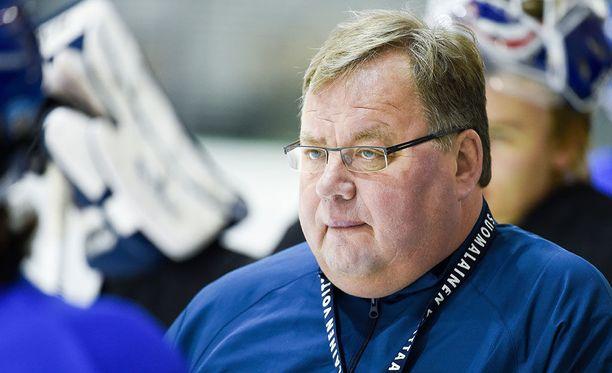 Hannu Jortikalla on vahva HPK-historia.