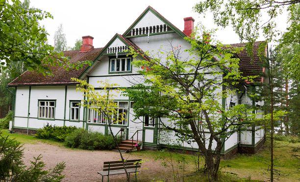 P.E. Svinhufvudin kotitalo Luumäellä on ja pysyy tyhjillään.
