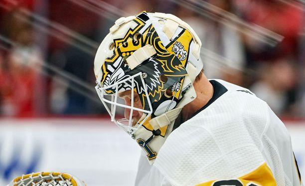 Antti Niemelle NHL:n alkukausi on ollut vaikea.