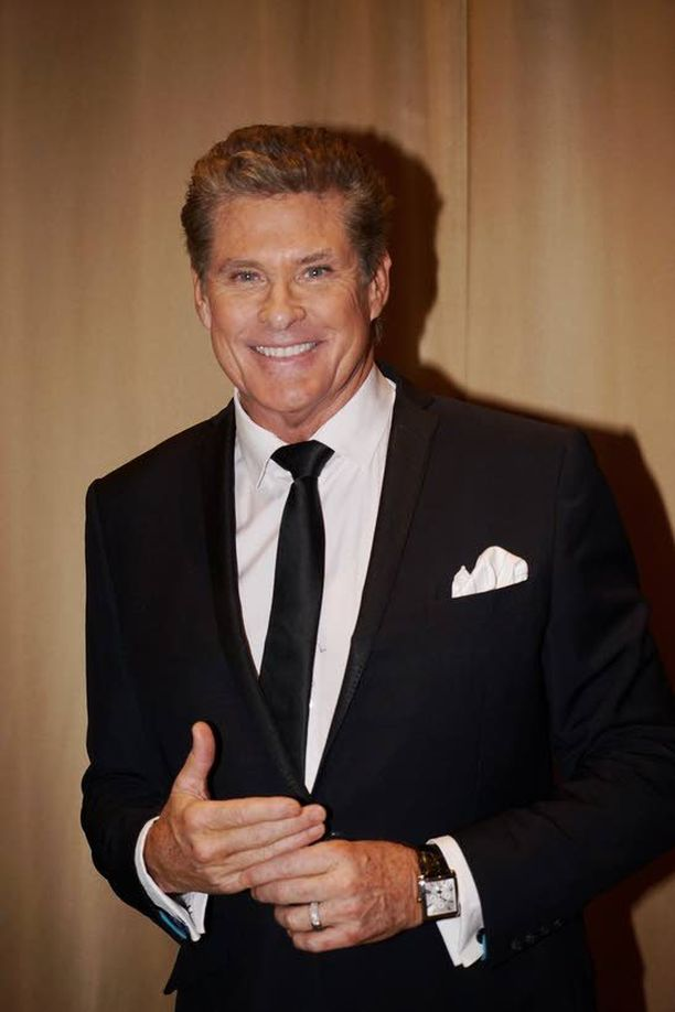 David Hasselhoffista tuli maailmantähti jo 30 vuotta sitten, kun hän näytteli kuuluisaa Ritari Ässää.