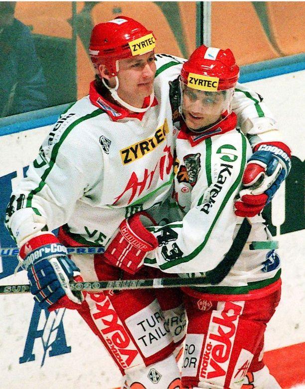Dmitri Filimonov oli kookas, luvatusti.
