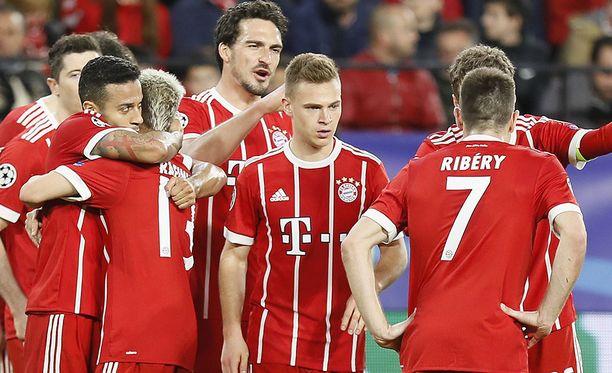 Bayern on mestari - jälleen kerran!