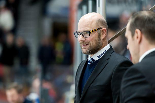 Risto Dufva palaa JYPin päävalmentajaksi.