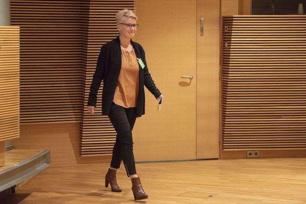Tanja Karpela on edelleen upea nainen.
