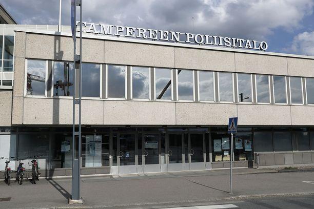 Sisä-Suomen poliisi epäilee 16-vuotiasta poikaa tahallisesta henkirikoksesta. Kuvituskuva.