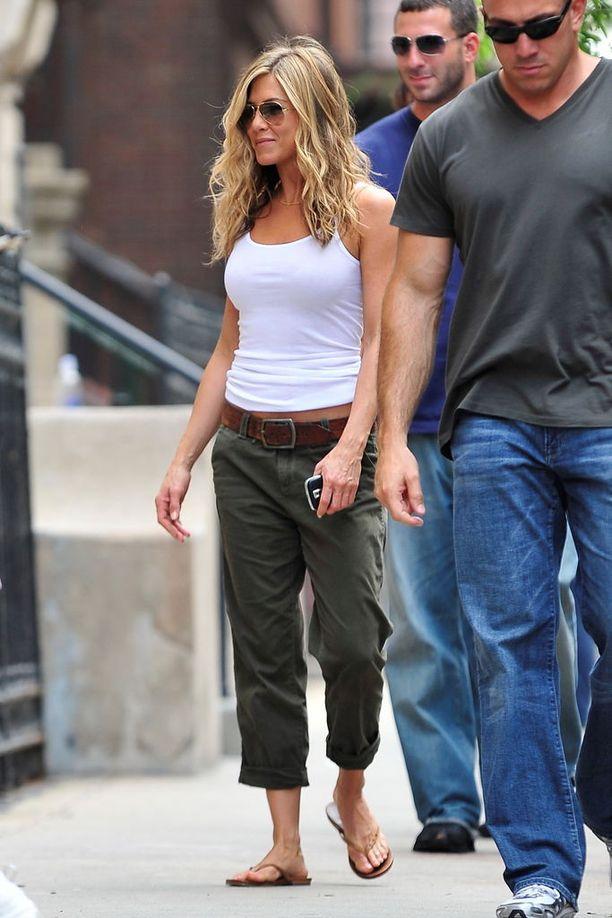 Jenniferin look vuodelta 2009