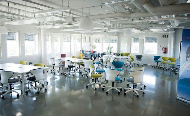 TTY:n Kampusareena on innovaatiokeskus.