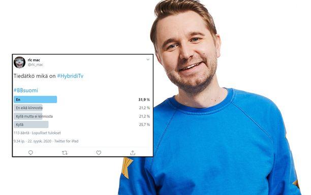 HybridiTV mietityttää suomalaisia. Iltalehti otti selvää, mitä termi tarkoittaa.