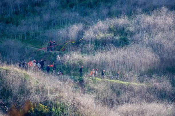 Helikopteriturmassa sai surmansa kaikkiaan yhdeksän ihmistä.
