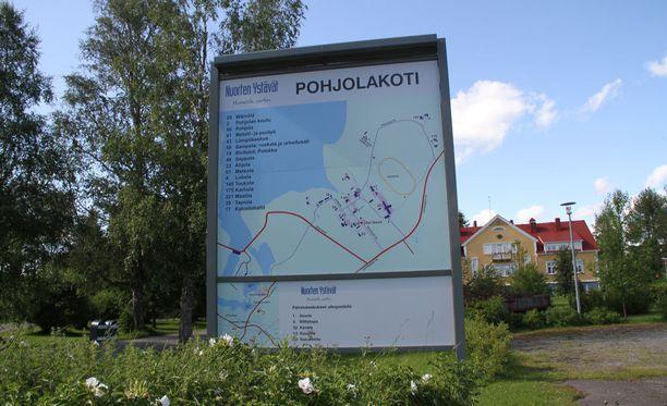 Muhoksen Pohjolakoti oli otsikoissa myös vuonna 2015, jolloin kaksi koulukotilasta surmasi ohjaajansa paetakseen koulukodista. Arkistokuva.