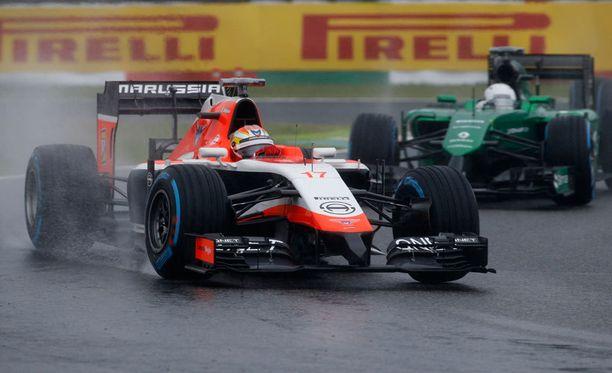 Jules Bianchin kolarin syyksi varmistui liiallinen tilannenopeus.