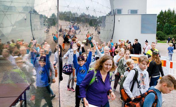 Pokemon-tapahtumassa oli Heurekan mukaan 2000 osallistujaa.