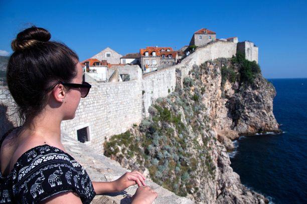 Vanhoja rakennuksia, aurinkoa ja merimaisemia. Muun muassa tätä tarjoaa Kroatia.