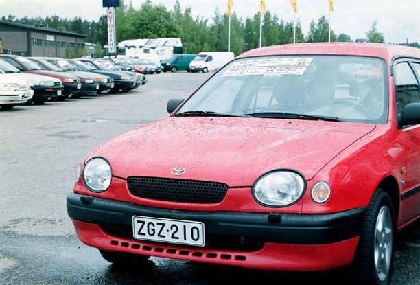 Corolla mallia -98.