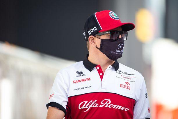 Alfa Romeon organisaatio on Räikköselle tuttu.