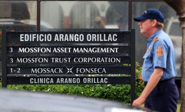 Panaman paperit ovat peräisin panamalaisesta lakiasiaintoimisto Mossack Fonsecasta.