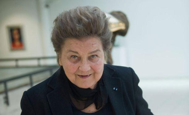 Laila Pullinen kuoli 82-vuotiaana.