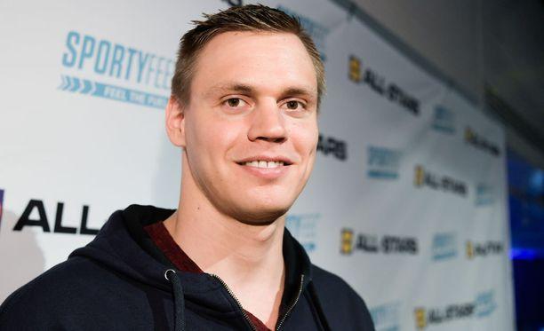 Ari-Pekka Liukkonen on hyvässä syyskunnossa.