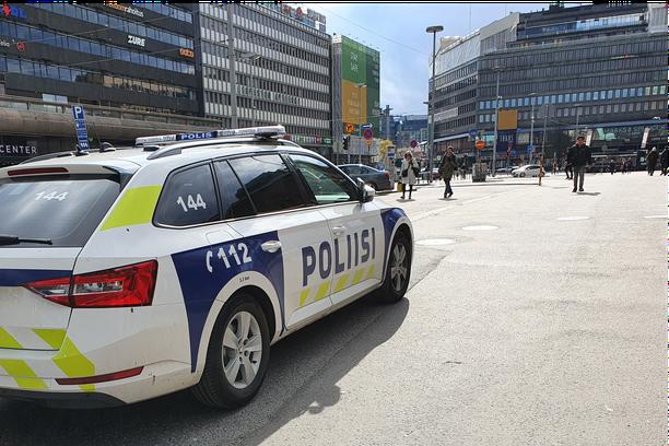 Helsingin poliisi nappasi huumekuskin kaupungin itäosassa. Kuvituskuva.