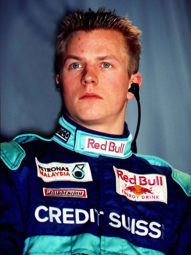 Pystytukkainen nuorukainen ilmestyi ensimmäistä kertaa F1-kisoihin keväällä 2001.