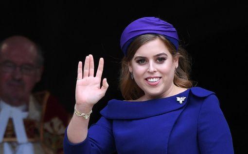 Prinsessa Beatrice täytti 33 – pikkusisko Eugenie onnitteli ennen näkemättömillä kuvilla