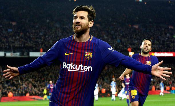 Leo Messistä tulee kolmannen kerran isä.
