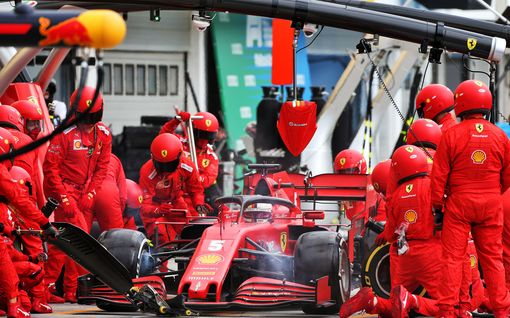 Ferrari reagoi kunnolla kriisiin – tekniselle osastolle tehtiin merkittävä muutos