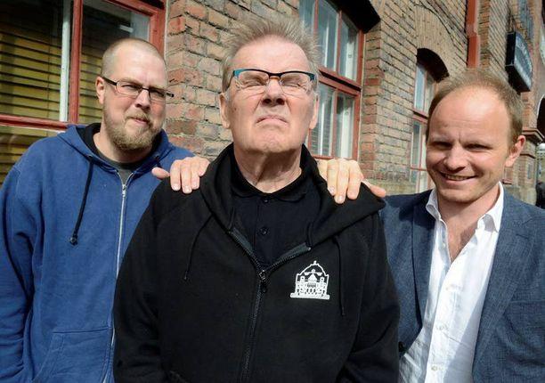 Litja sai elämäntyö-Jussin sekä Jussin parhaasta miespääosasta. Dome Karukoski ohjasi Mielensäpahoittajan Tuomas Kyrön kirjoittaman tarinan pohjalta.