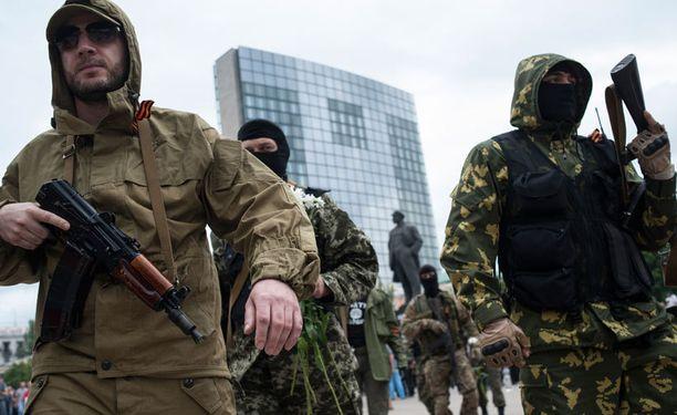 Voimankäyttölupa peruttiin Ukrainassa.