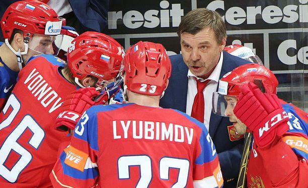 Aikalisäkään ei auttanut Oleg Znarokia, jonka Venäjä joutuu pronssiotteluun.