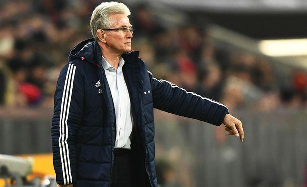 Jupp Heynckes otti 500. Bundesliiga-voittonsa rauhallisesti vastaan.