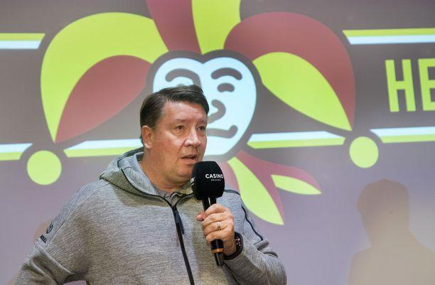 Jari Kurri haluaa seuransa ottavan seuraavan askeleen KHL-menestyksen saralla.