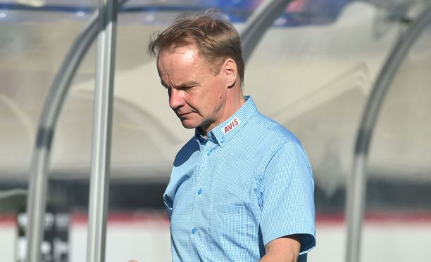 Juha Malinen vakuuttui testikärjen osaamisesta.