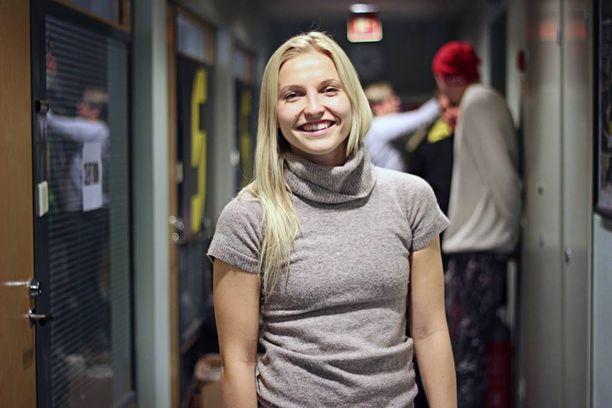 Kolmessa vuodessa, jotka Marianne Vikkula on ollut mukana Slushia järjestämässä, tapahtuma on kaksinkertaistanut kokonsa.