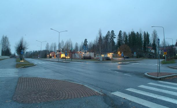 Rikos tapahtui Petosella Kuopiossa. Kuvan rakennukset eivät liity tapahtumaan.