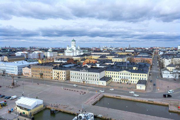 Helsinki nimettiin viime vuonna maailman onnellisimmaksi kaupungiksi.