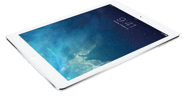 Applen iPad Air on tablettien markkinajohtaja.