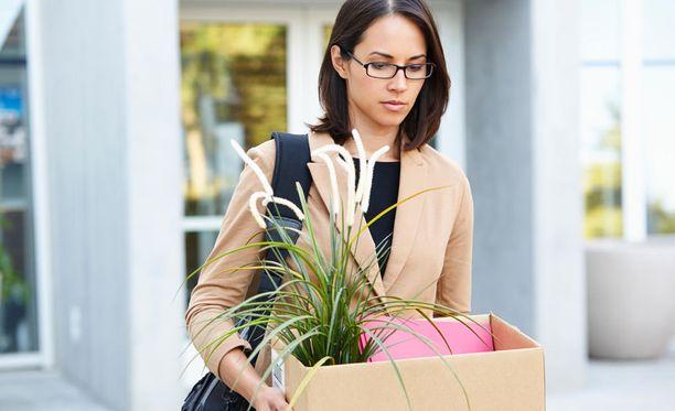 Työpaikan jättämiseen on monia syitä,jotka voivat yllättää työnantajan.