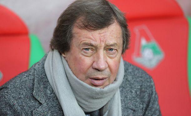 Juri Seminin Lokomotivin on määrä pelata Habarovskissa maanantaina.