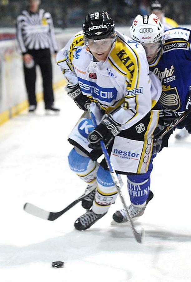 Mikael Granlundin lupaava ura sai yllättäviä mutkia.