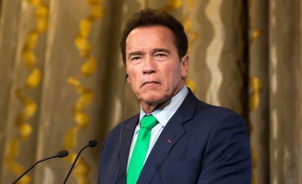 Arnold Schwarzeneggerilla on synnynnäinen sydämen läppävika.